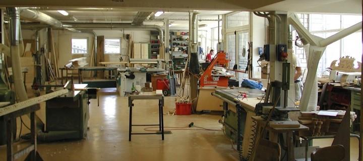 Una parte del nostro laboratorio